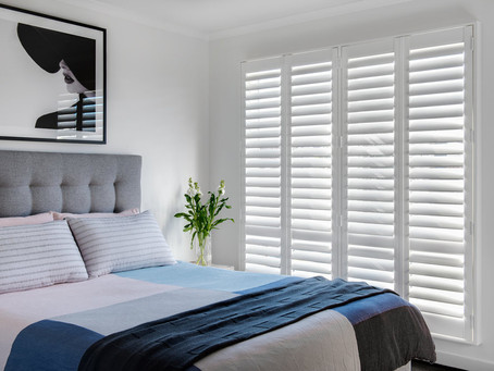 How shutters can enhance the appeal fo your home.......