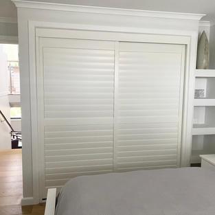 Eco Shutter Wardrobe Doors