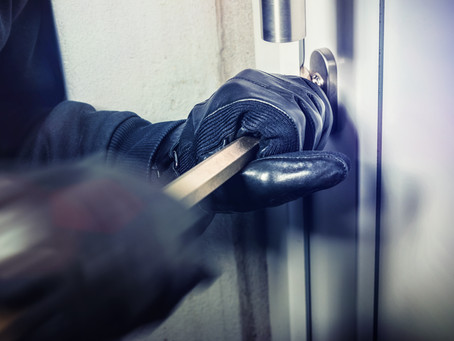 Stay Vigilant - Home Security Tips