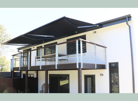 Boost energy efficiency - with Weinor external blinds and awnings