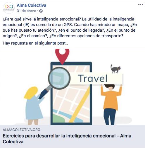 enlace a la web Alma Colectiva