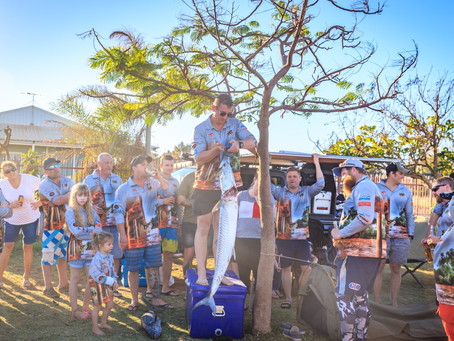 Desert To Reef Fishing Tournament A Big Success