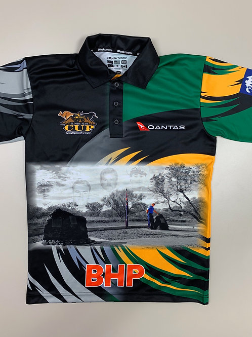 2019 50/50 Bloody Slow Cup Polo (With Image)