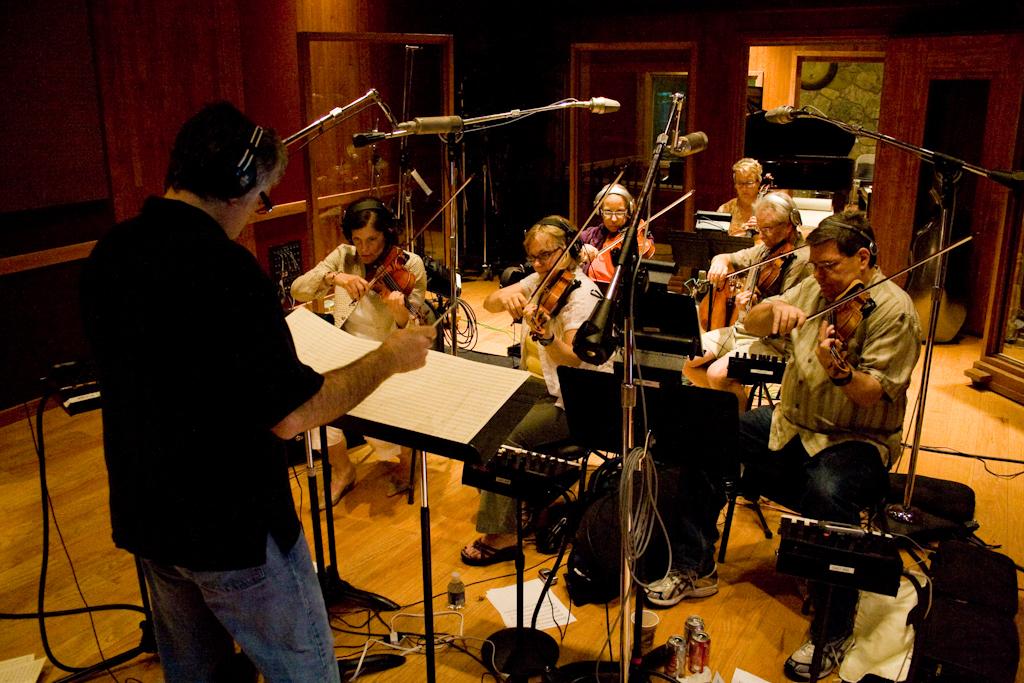 Strings Studio A Nashville
