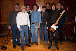 Billy Joe Shaver and band