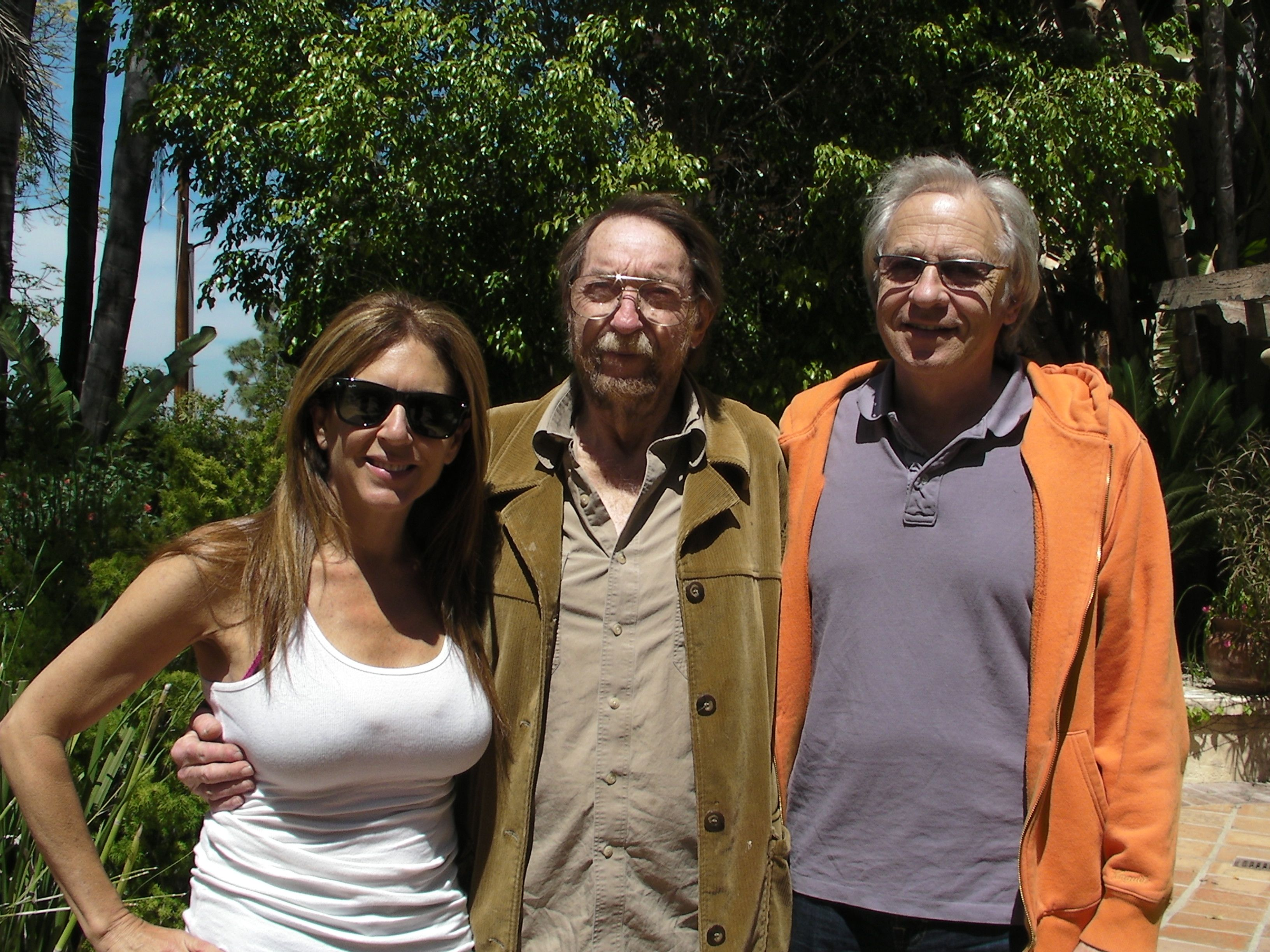 Bob Johnson, Shelly & Gary Belz