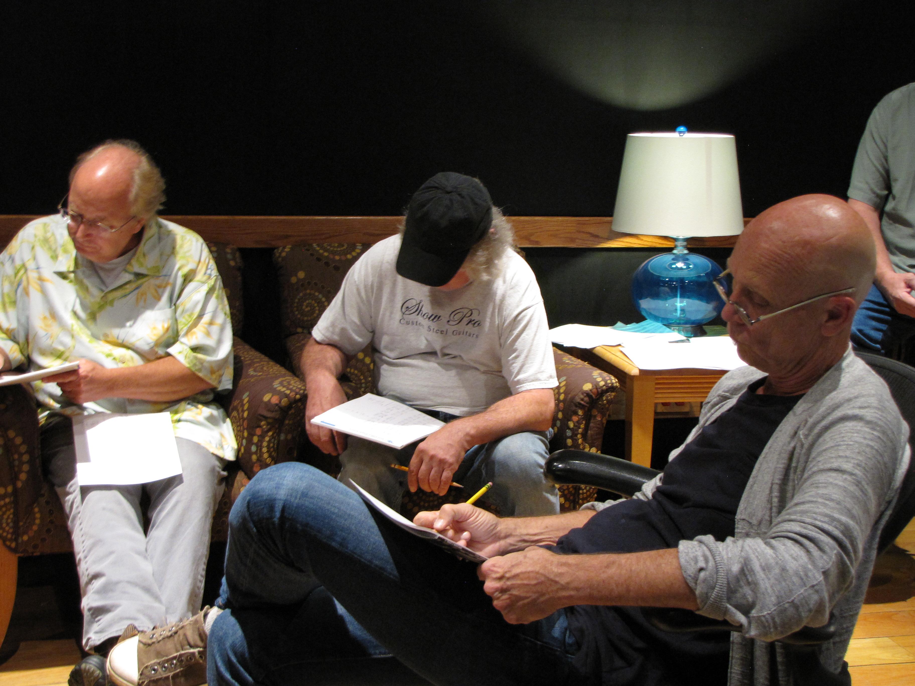 Dan Dugmore & Michael Rhodes