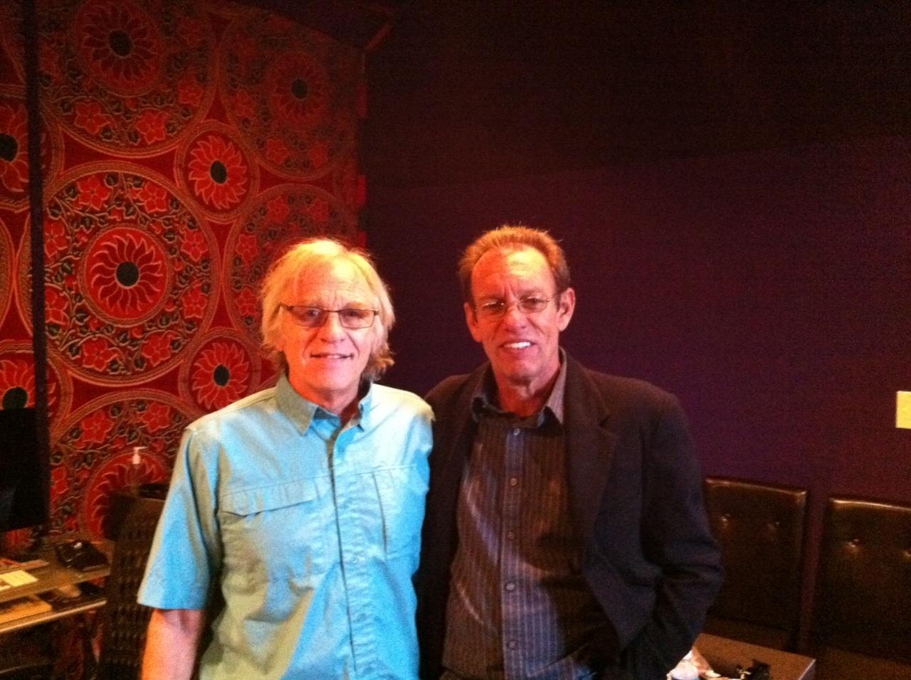 Gary Belz and Jack Holder
