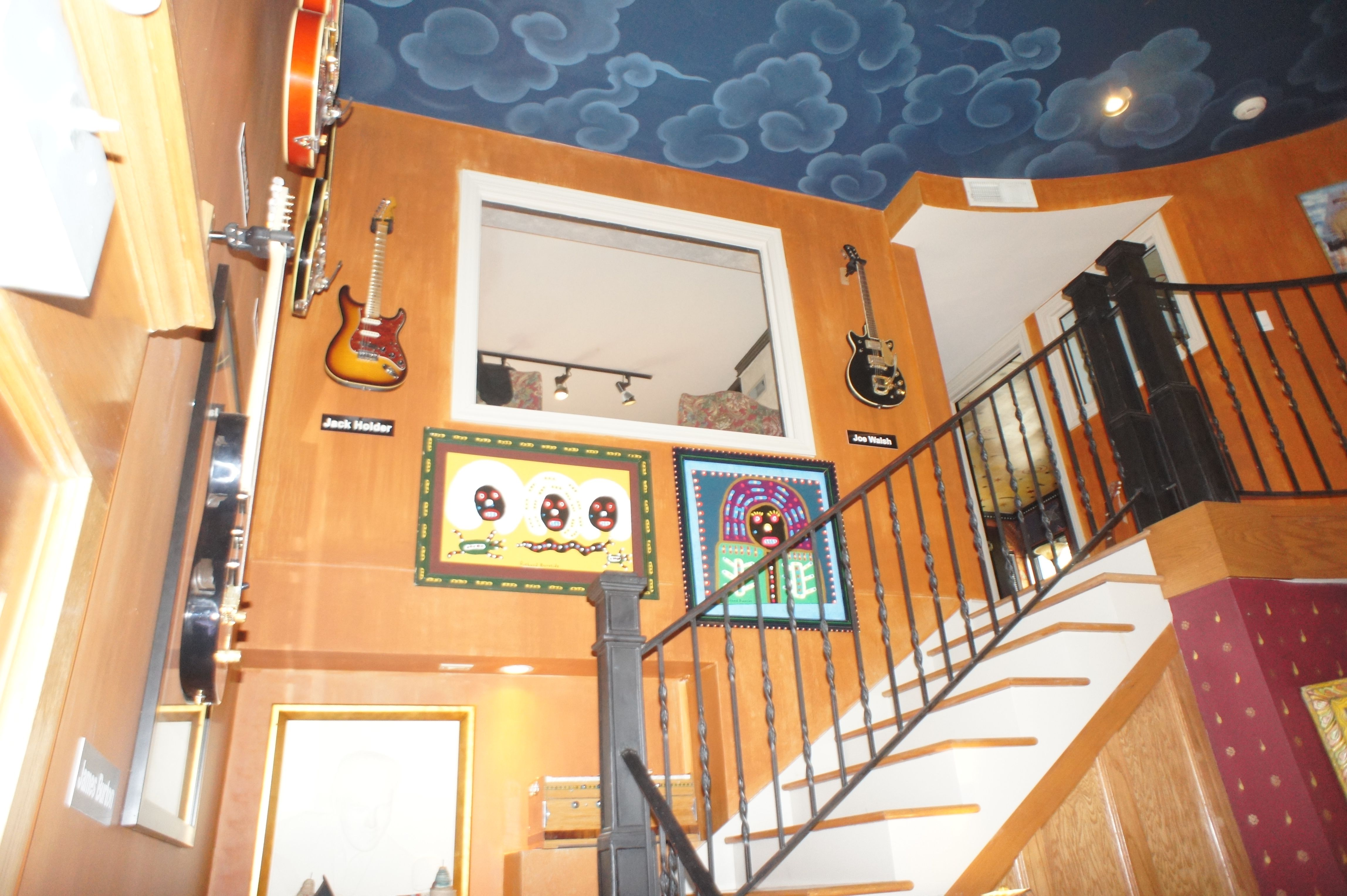 Studio A&B Lobby