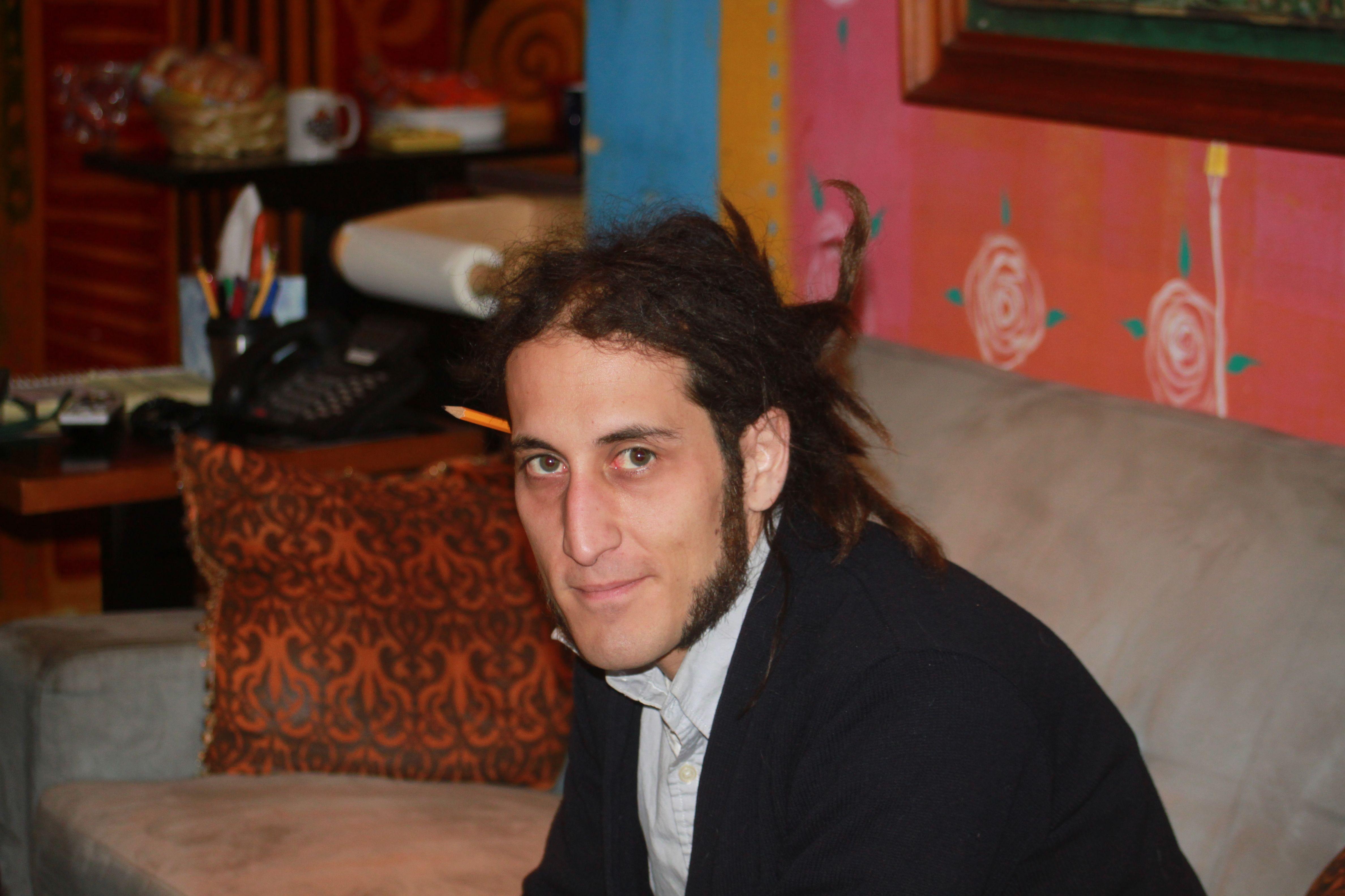 Engineer Samur Khouja