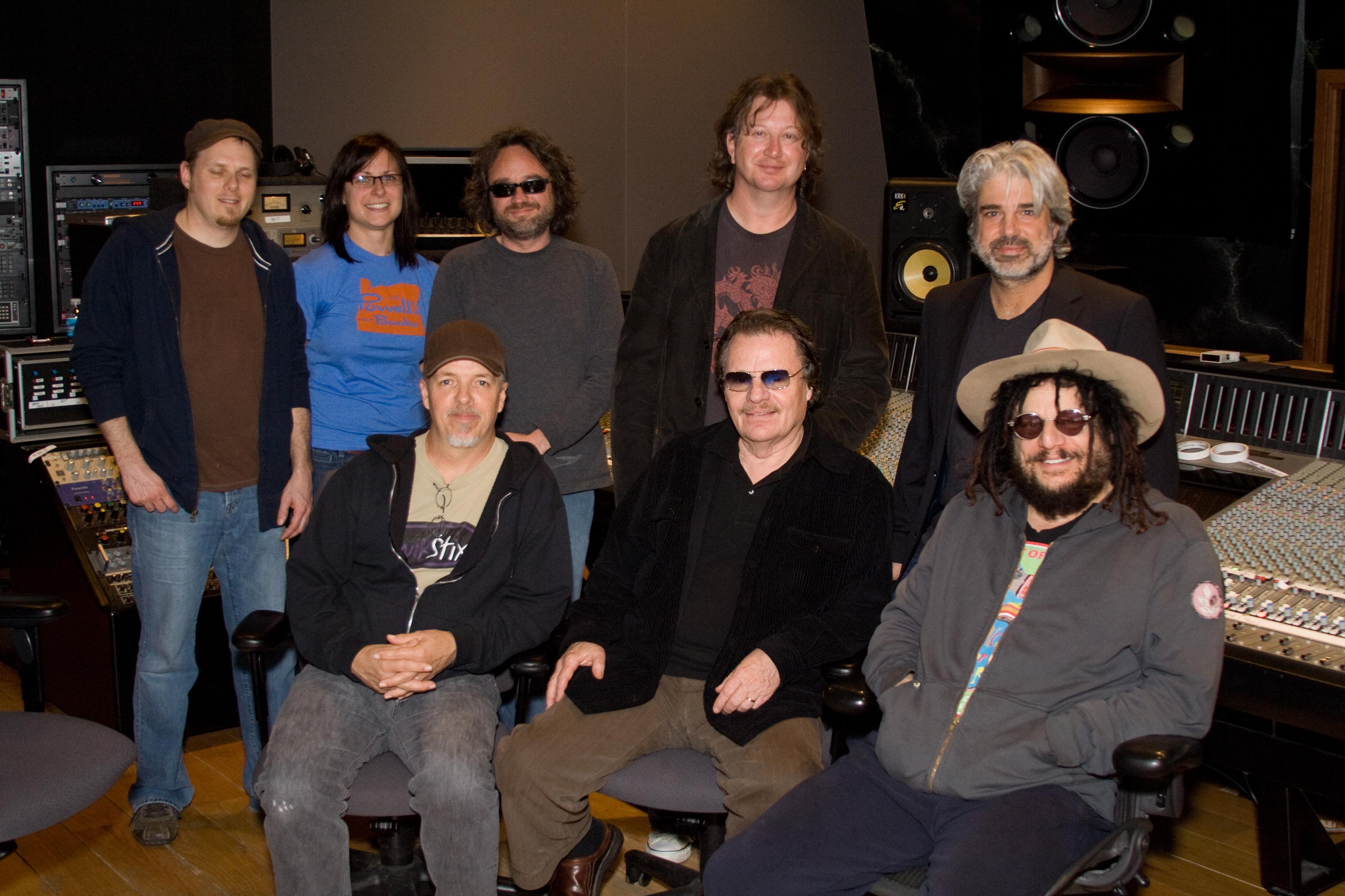 Don Was Studio A Nashville