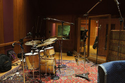 Studio A Setup Nashville