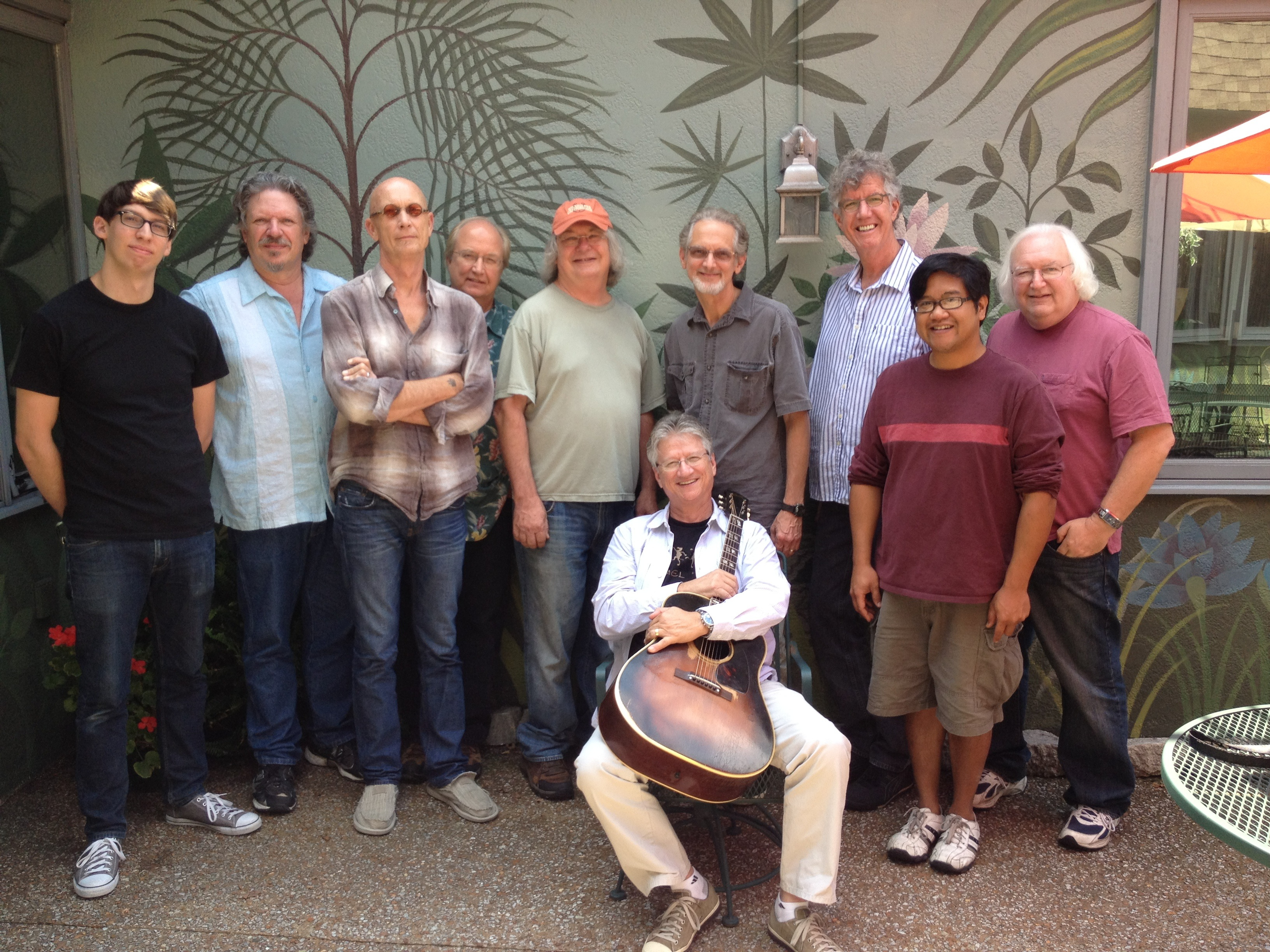 Ritchie Furay Session Band and Crew
