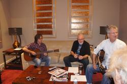 Jeff Hanna, Norbert Putnam, Richie F