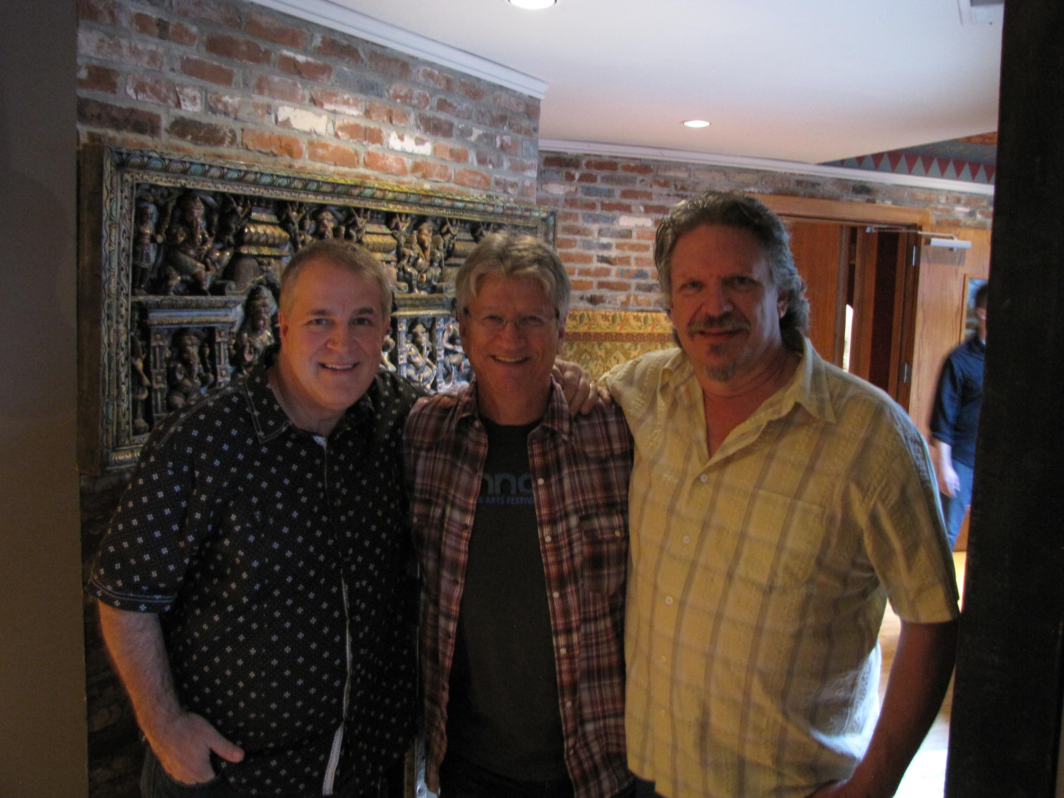 Paul Franklin, Richie Furay &