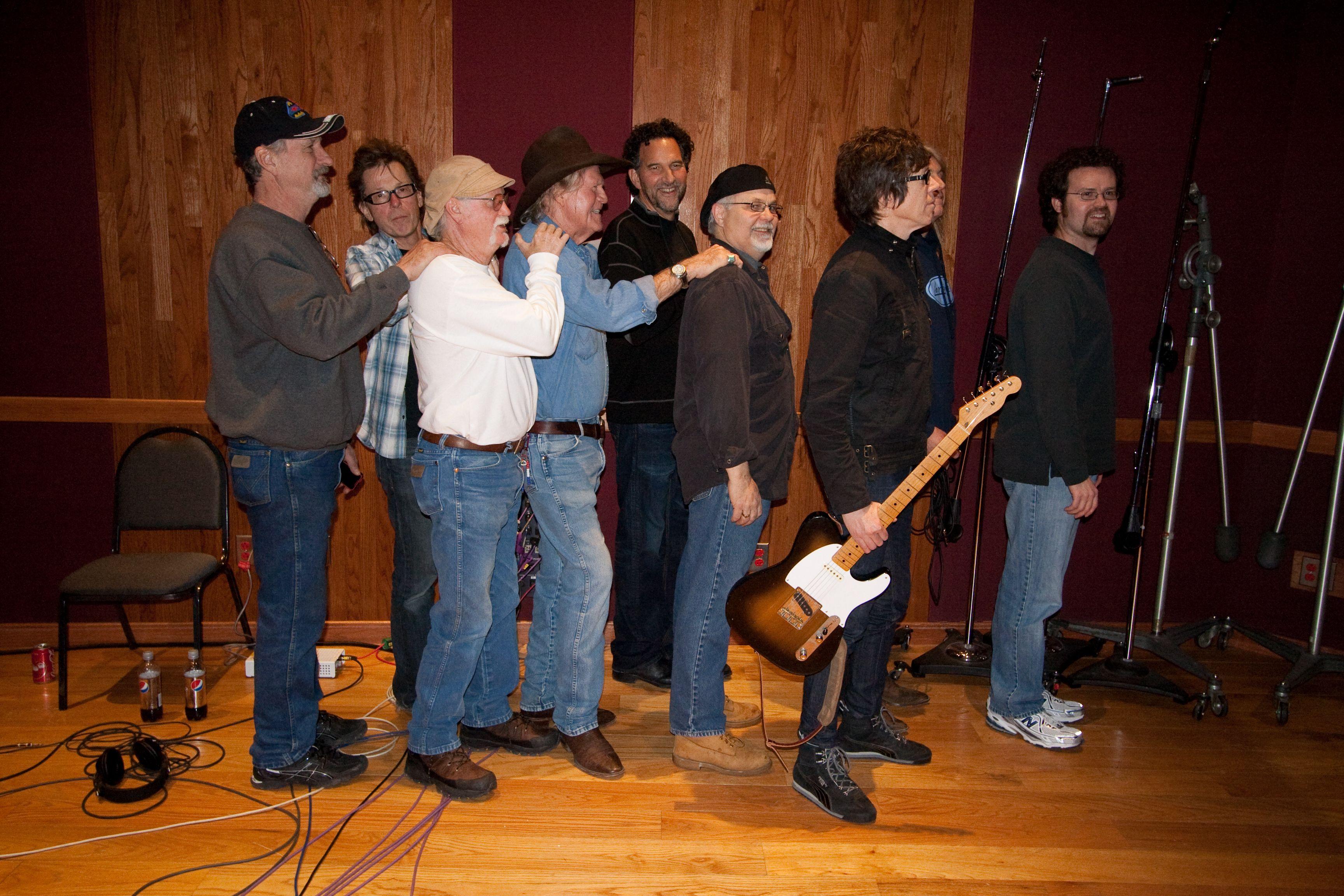 Billy Joe Shaver and band