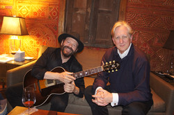 Colin Linden & T Bone Burnett