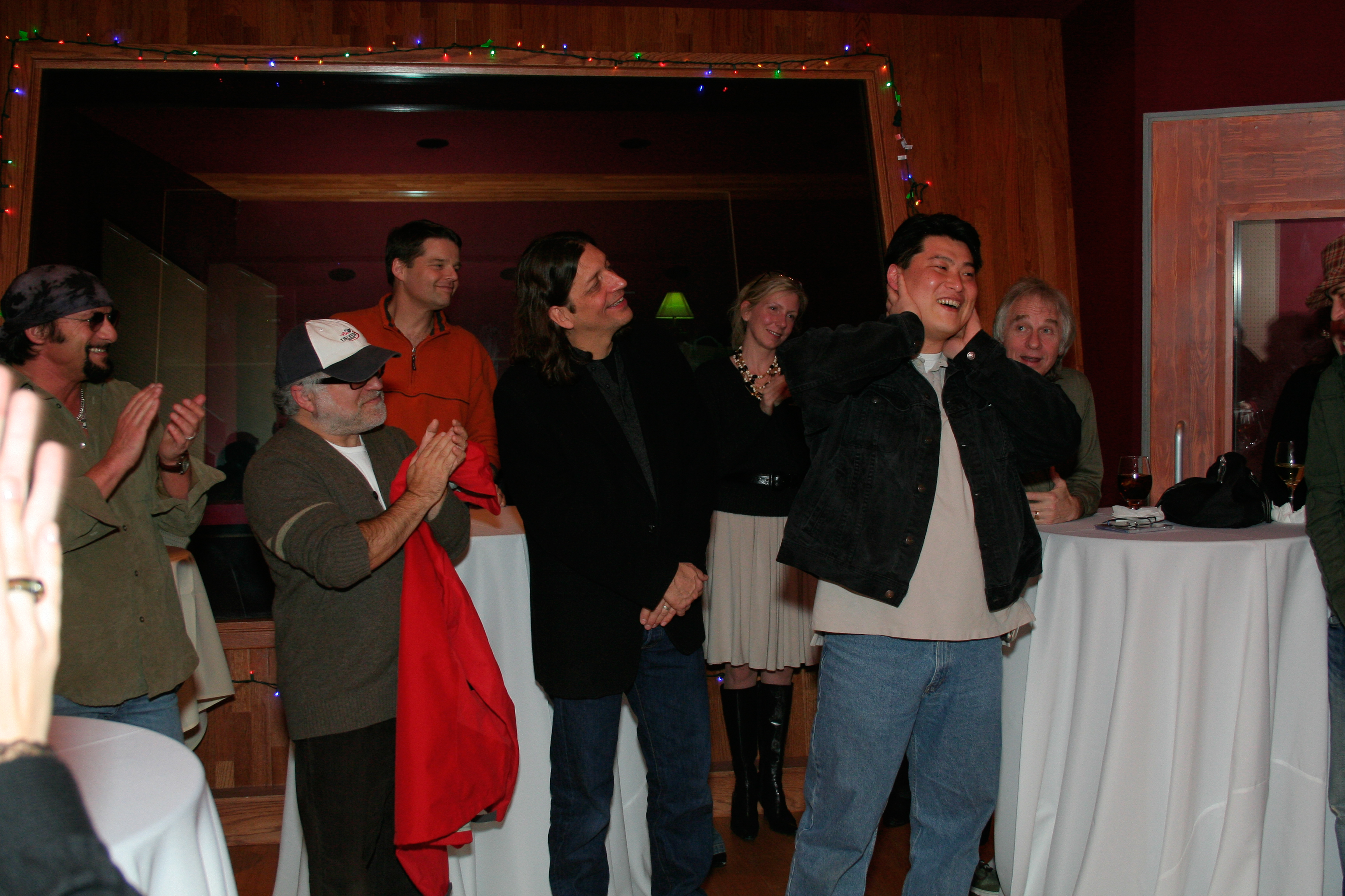 David Z, Peter Collins, David Leonard, Sang Park, Gary Belz.jpg