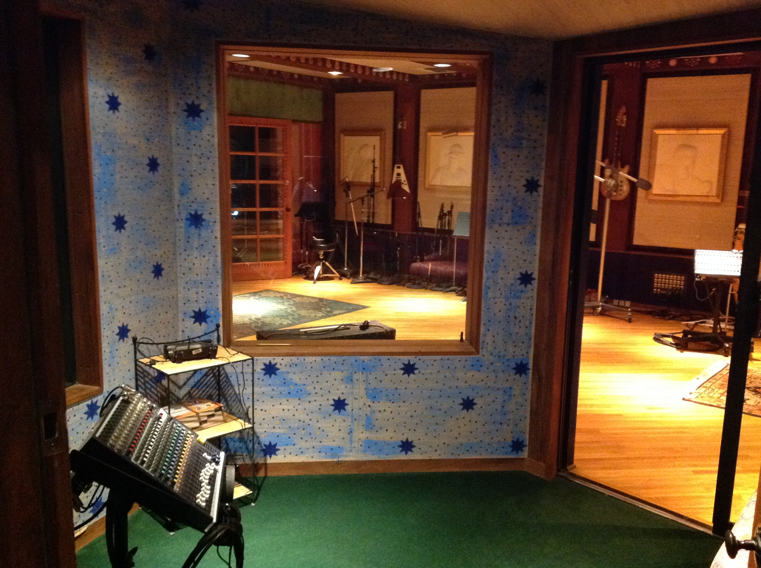 2nd Vocal Booth
