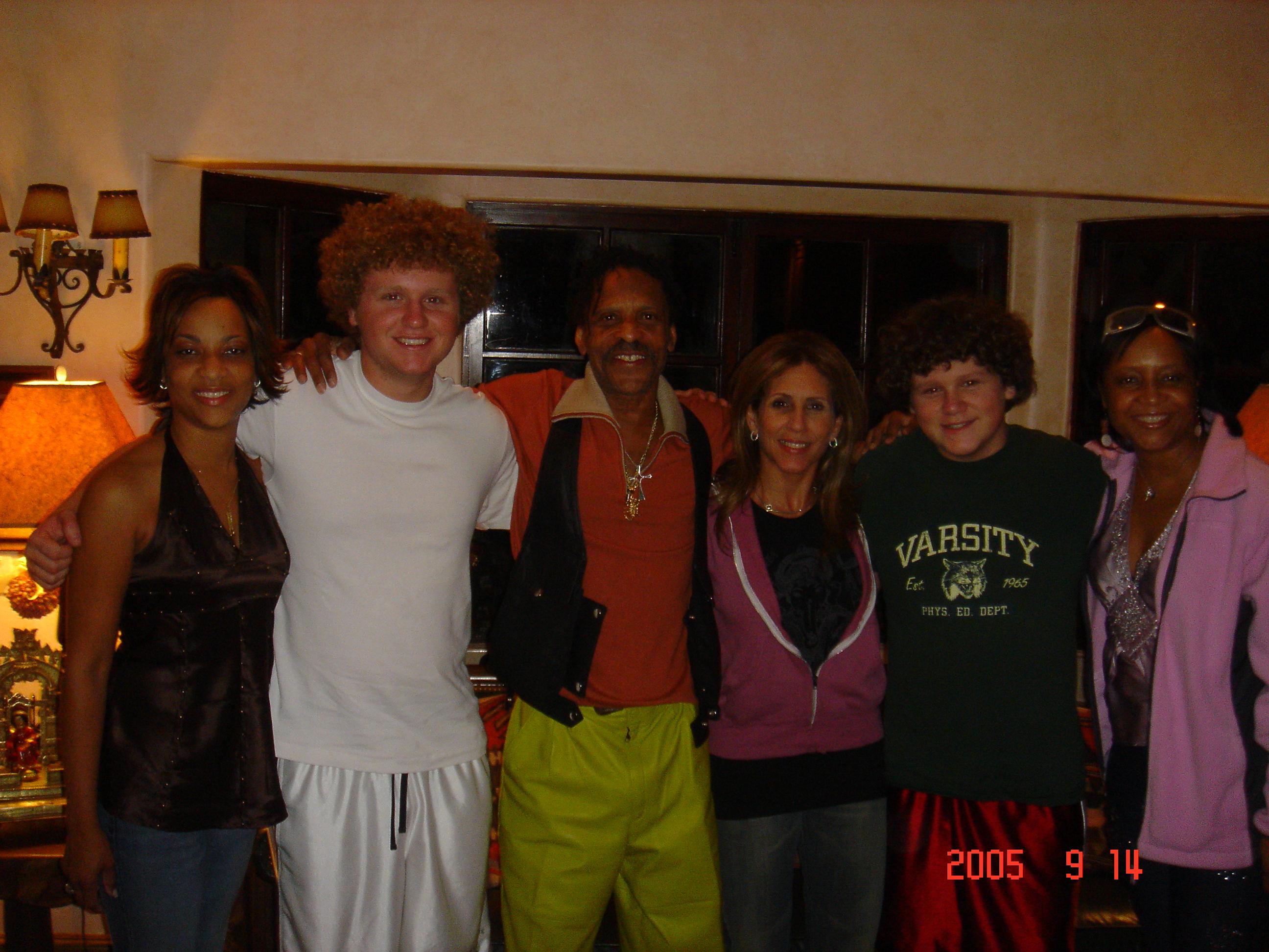 Tini Hodges Crew & Belz Family