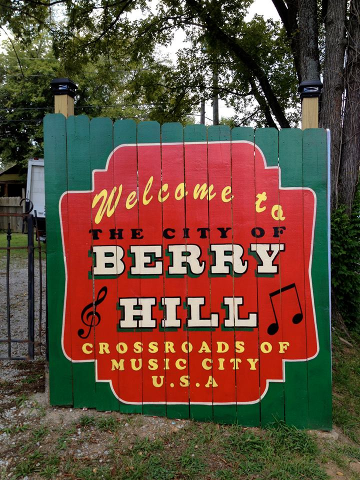 Welcome To Berry Hill