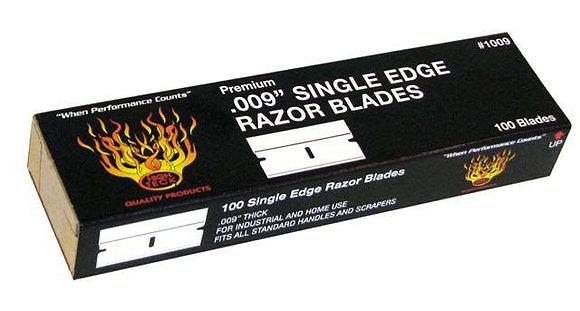 Razor Blades (box of 100)