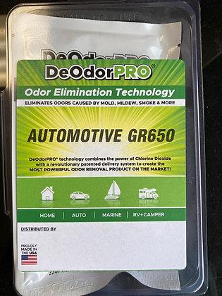 Chlorine Dioxide Odor Eliminator