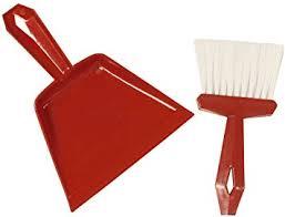 Dustpan and Wick Broom Set