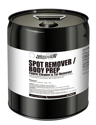 Spot Remover/Body Prep (5-gallon)