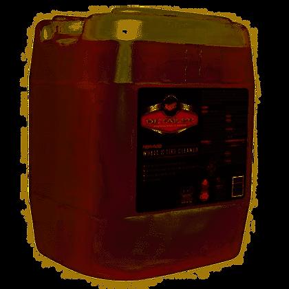 Non Acid Wheel & Tire Cleaner (5-Gallon)