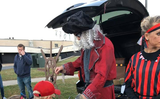 Trunk or Treat 18