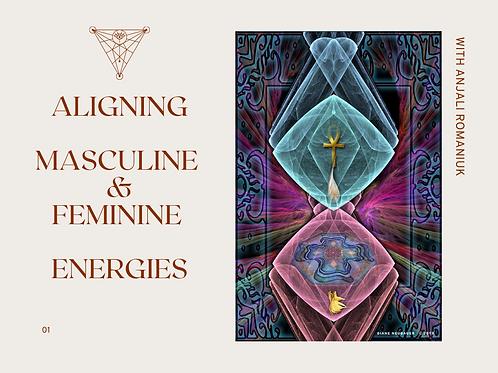 Masculine & Feminine Energies WEBINAR