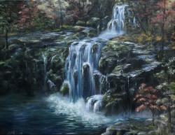 Silver Stream Waterfall