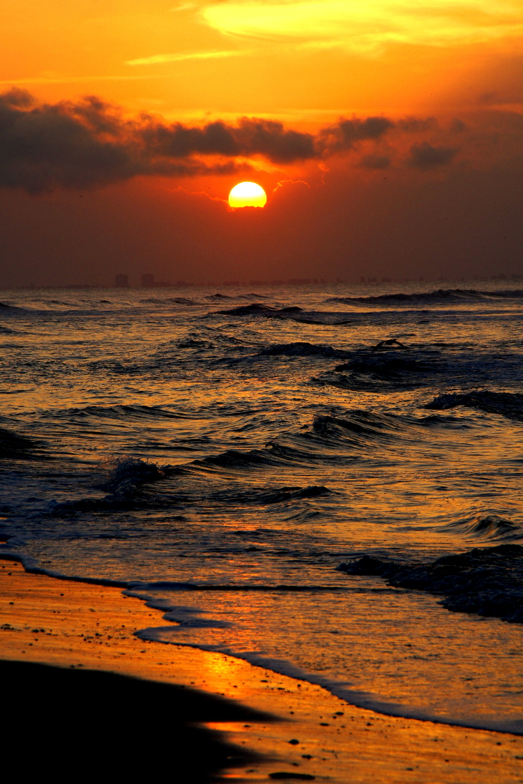mini sun set
