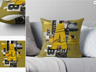 Several new designs in our #Redbubble printshop