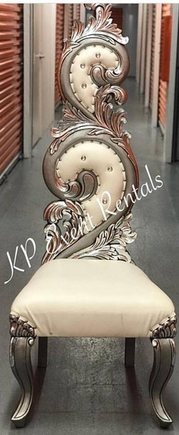 Serpentine Swirl Chair