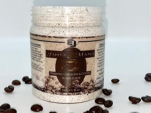 Jahva MaMa (Whipped Collagen & Coffee Sugar Scrub)