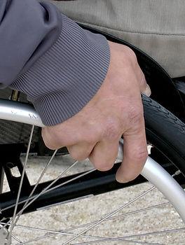 Accesibilidad en silla de ruedas