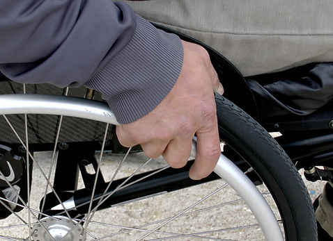 Acessibilidade cadeira de rodas