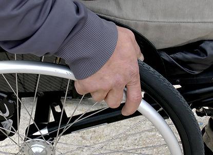 rullstol tillgänglighet