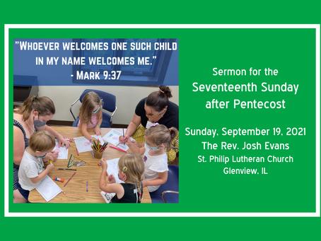A Sermon for All God's Children