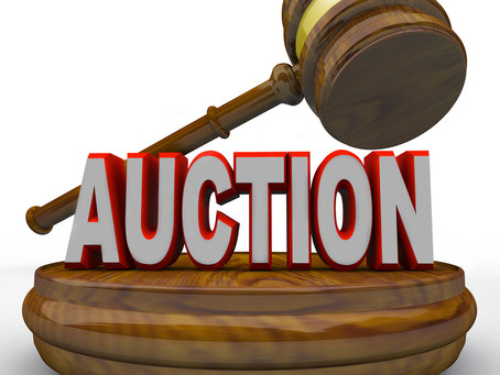 Invite your friends and family members to this year's Annual Auction!!