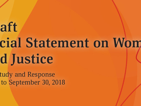 Women and Justice Social Statement