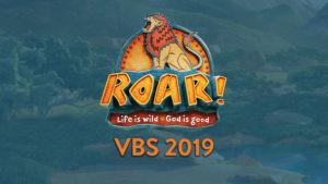 Pastoral Letter RE: Roar! VBS