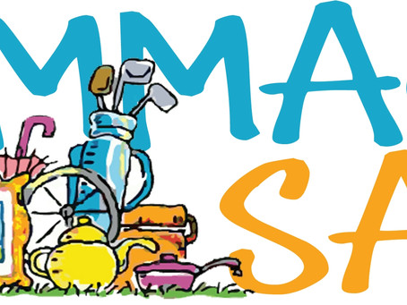 Annual Rummage Sale and FREE Concert!