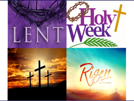 Check out our Lent   Easter Seasonal Newsletter!