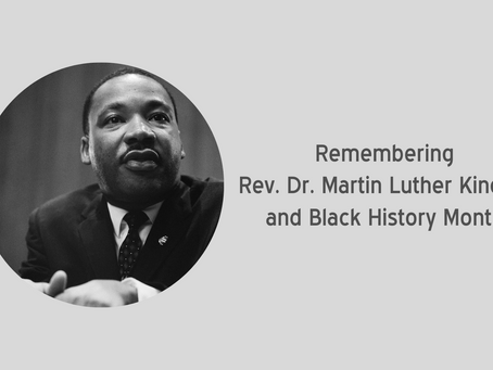 Remembering MLK and Black History