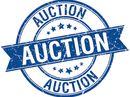 Annual St. Philip Auction - Check out the catalog!