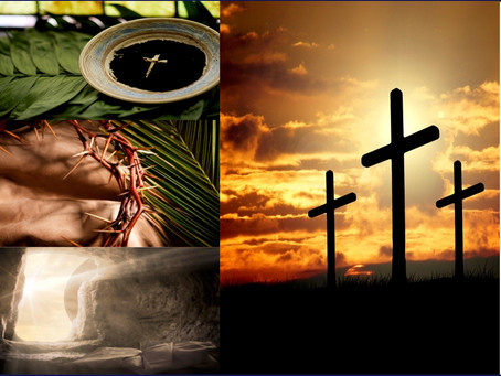 Check out our Lent/Easter Seasonal Newsletter!