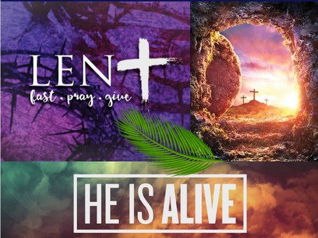 Check out our Lent/Easter seasonal newsletter here!